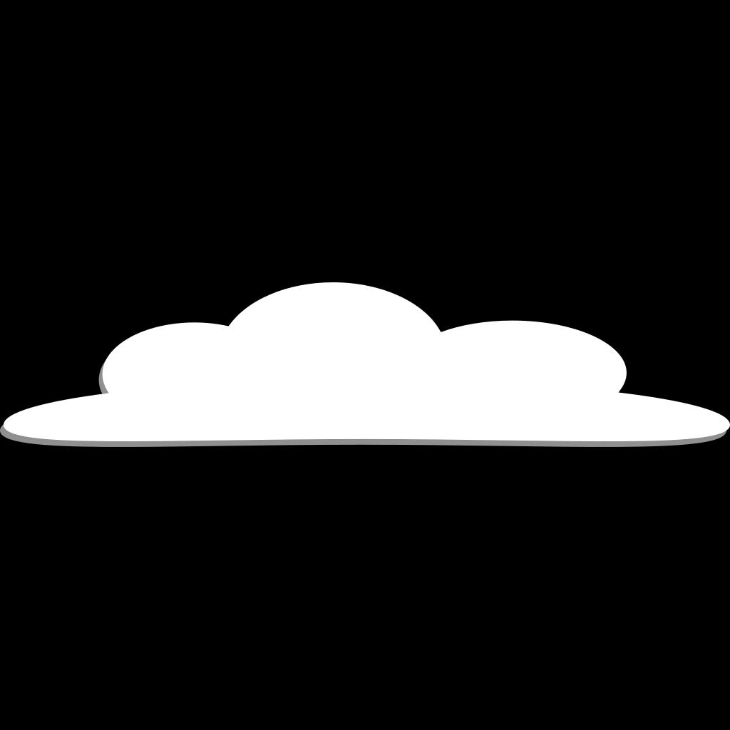 Cloud SVG Clip arts