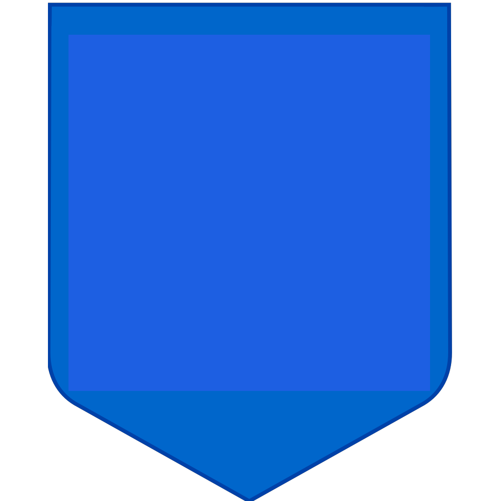 Blue Shield SVG Clip arts