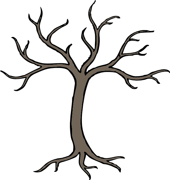 Blue Tree svg
