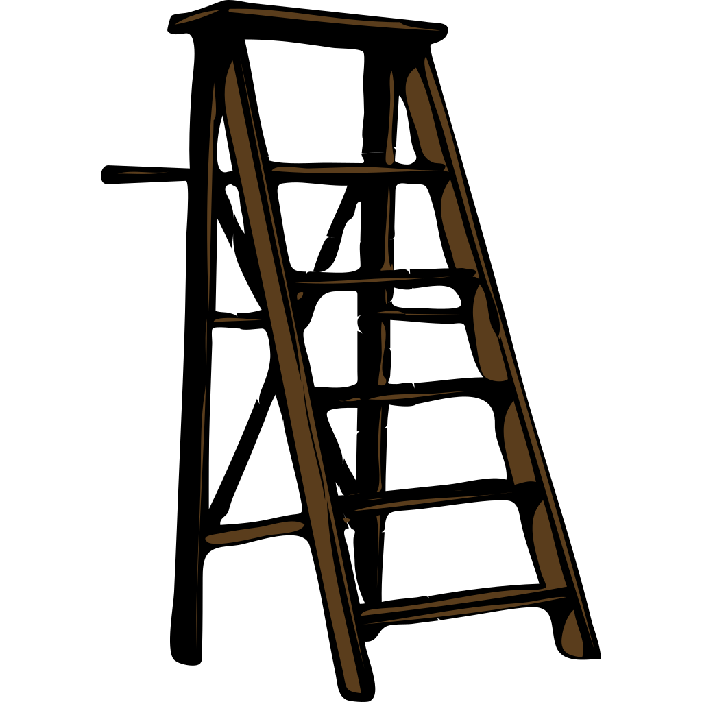 Ladder SVG Clip arts