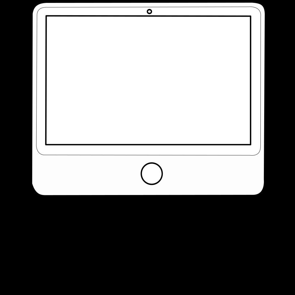 Computer 5 SVG Clip arts