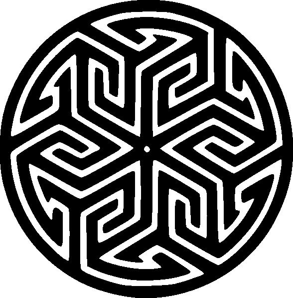 Ancient Arabian Motif SVG Clip arts