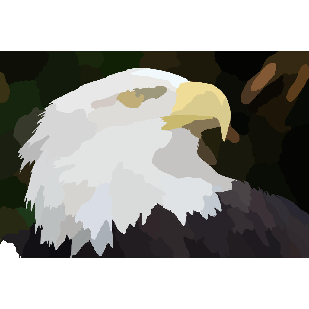 Eagle Ff F Ab B SVG Clip arts