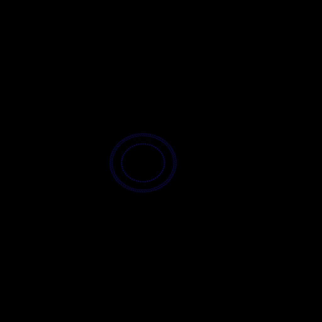 blue circle clip art - photo #49