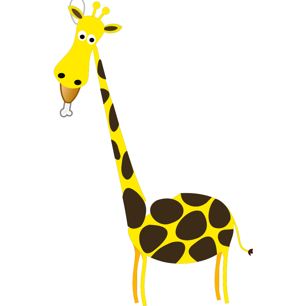 animals eating clipart - photo #48