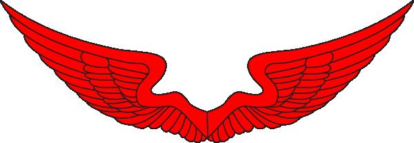 Wings SVG Clip arts