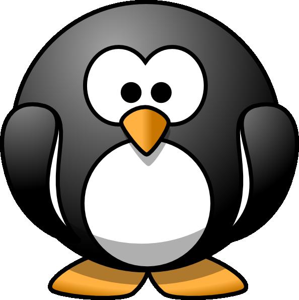 Cartoon Penguin Clip Art Animal Download Vector Online