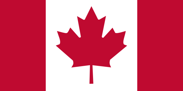 Canada Flag Flying SVG Clip arts