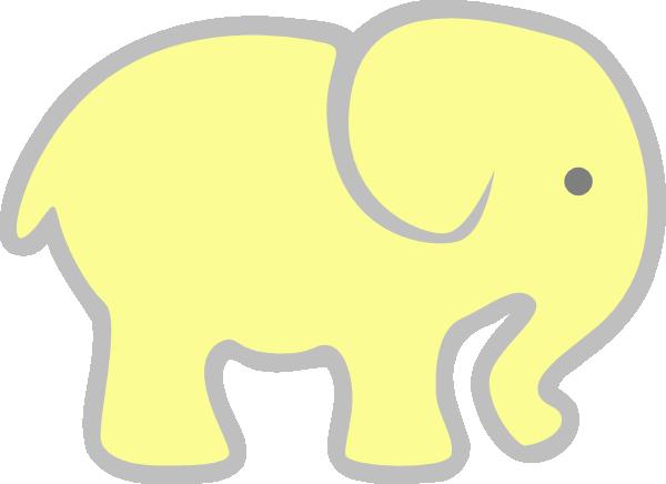 Yellow Lizard SVG Clip arts