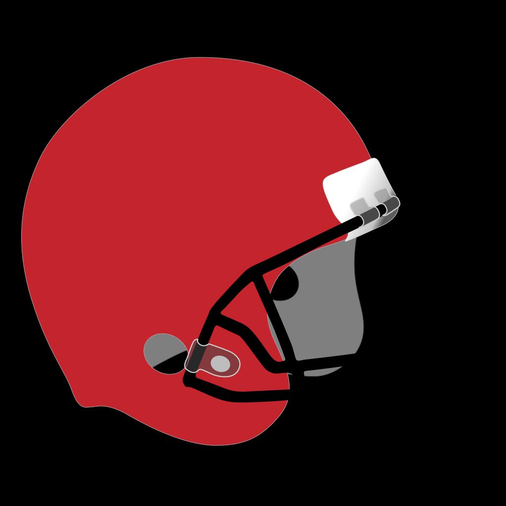 Football Helmet SVG Clip arts