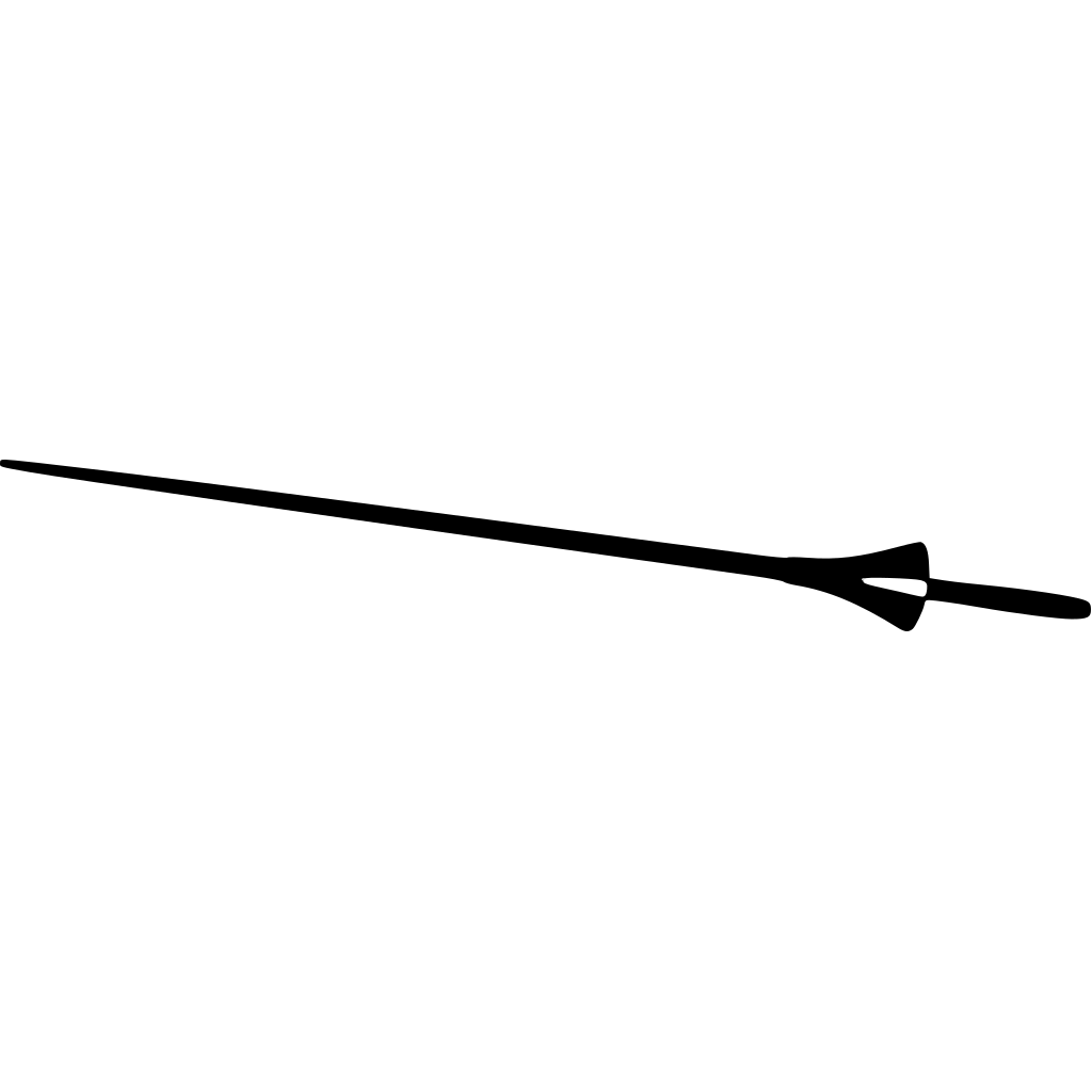 Jousting Lance SVG Clip arts