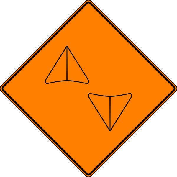 Train Road Signs SVG Clip arts