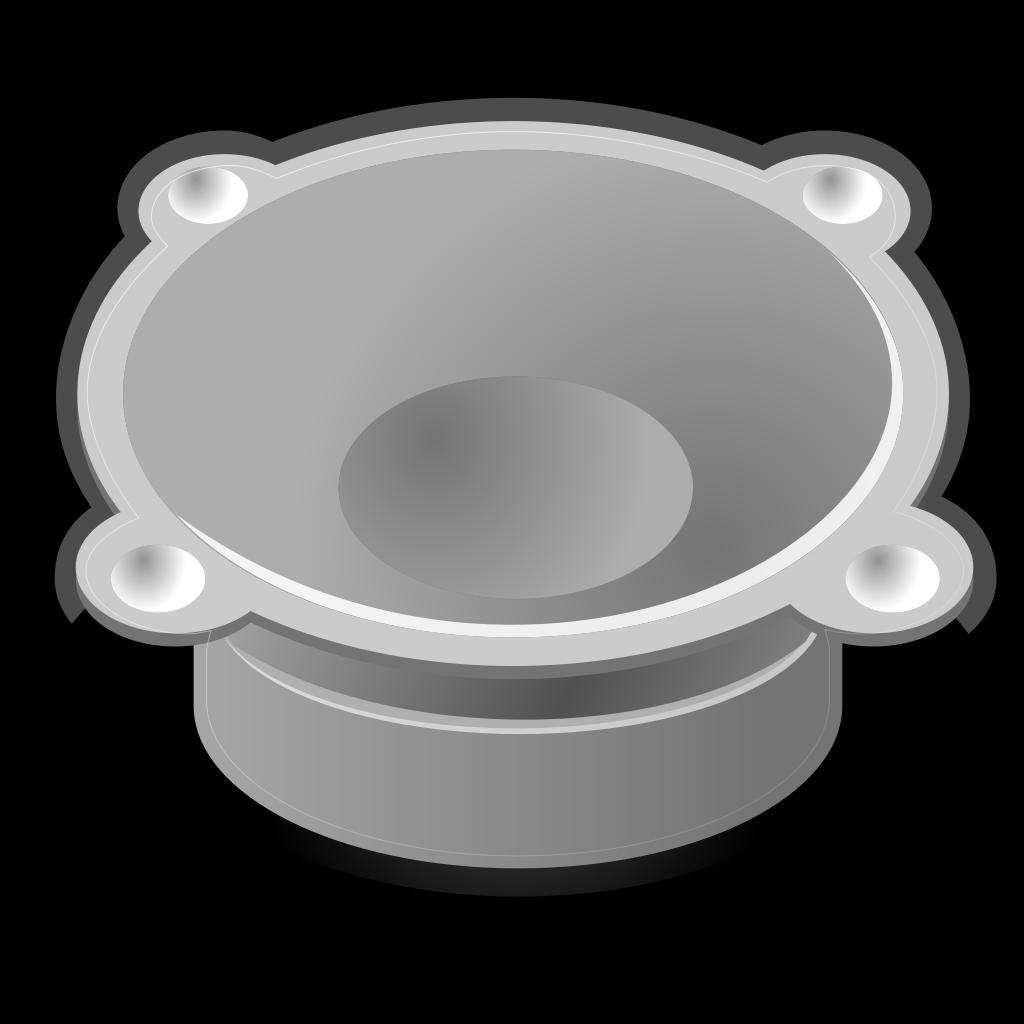 Free Speakers Clipart Audio Speaker Clipart