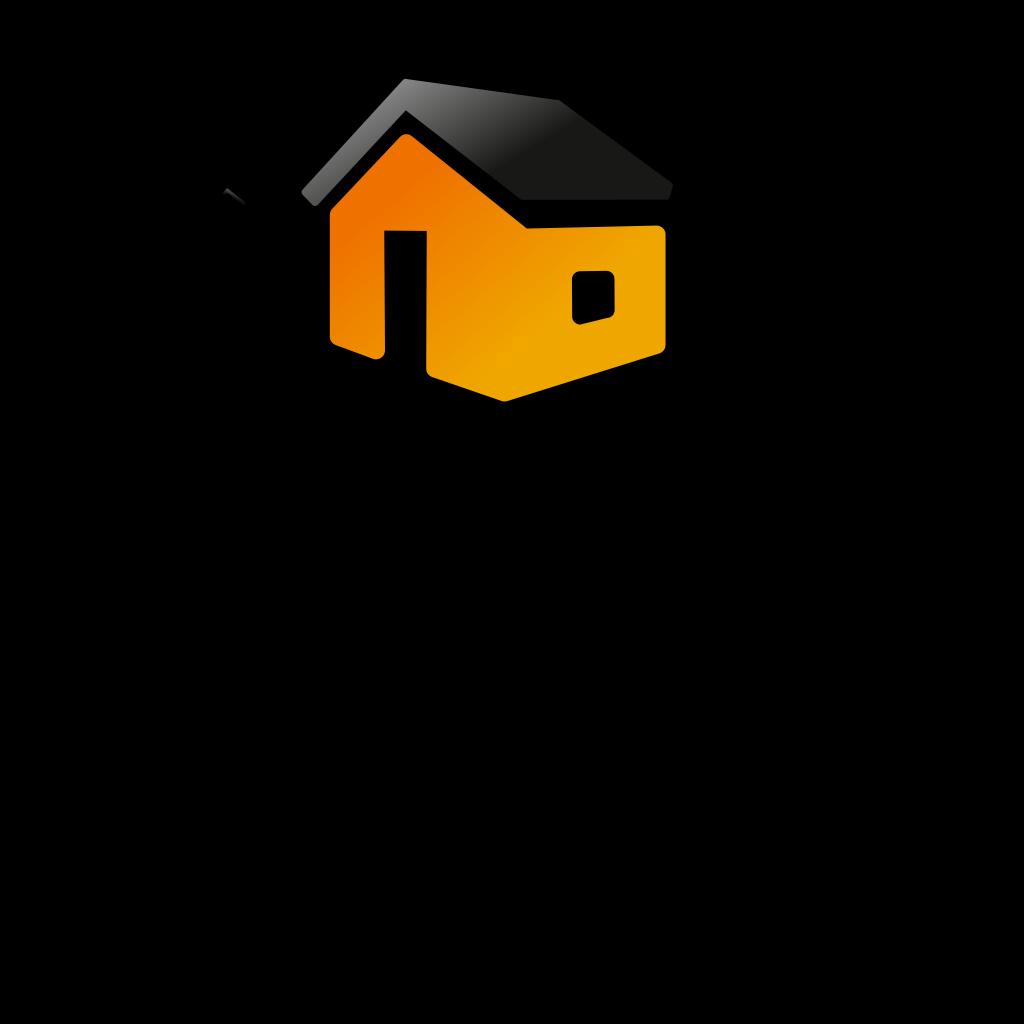Home Icon 2 SVG Clip arts