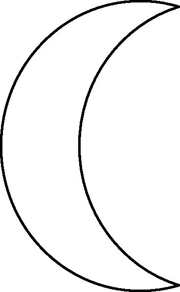 Full Moon SVG Clip arts