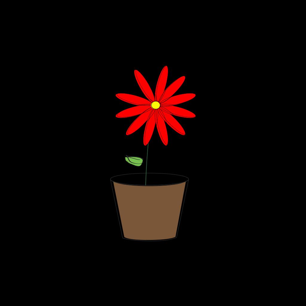 Flower 56 SVG Clip arts