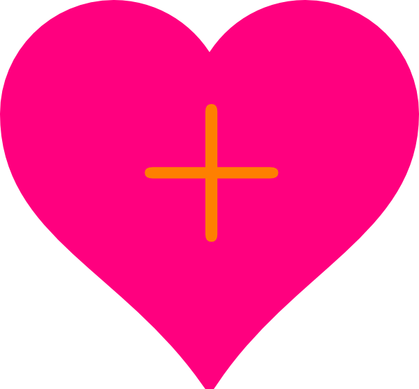 God Heart 2 SVG Clip arts