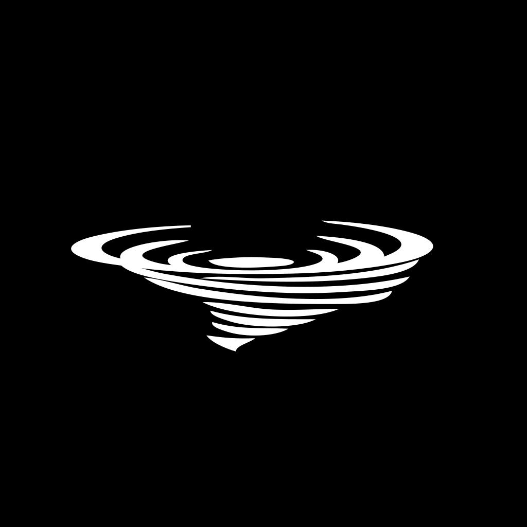 Tornado SVG Clip arts