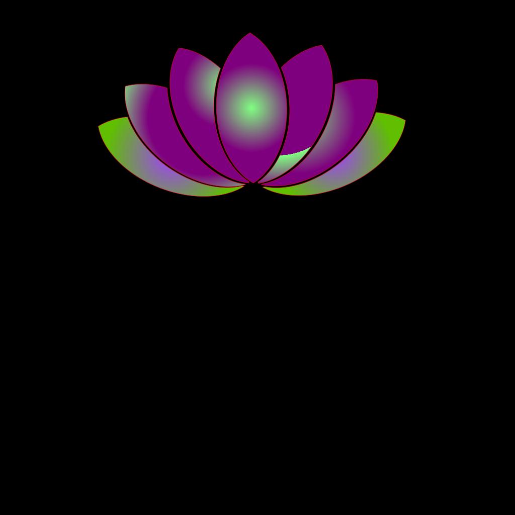 Simple Flower SVG Clip arts