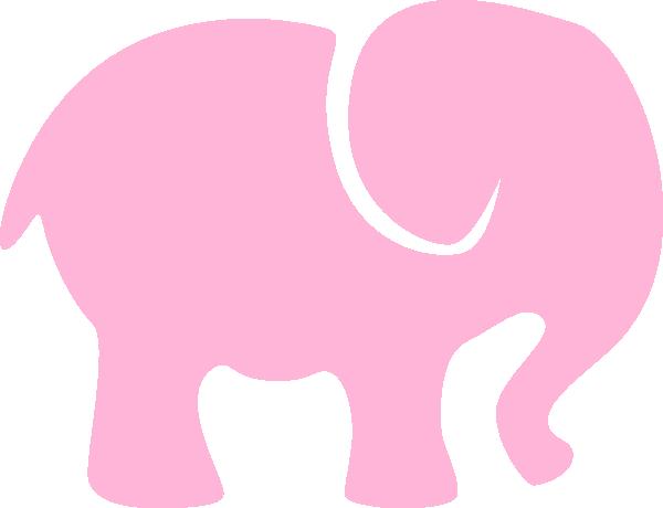 Elephant svg