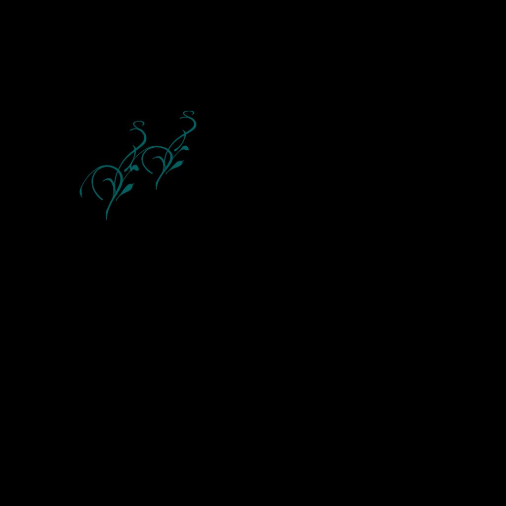 Transparent Blue Corner SVG Clip arts