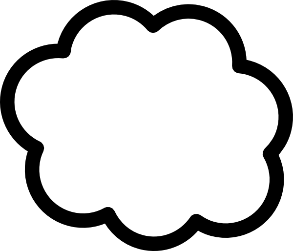 Cloud svg