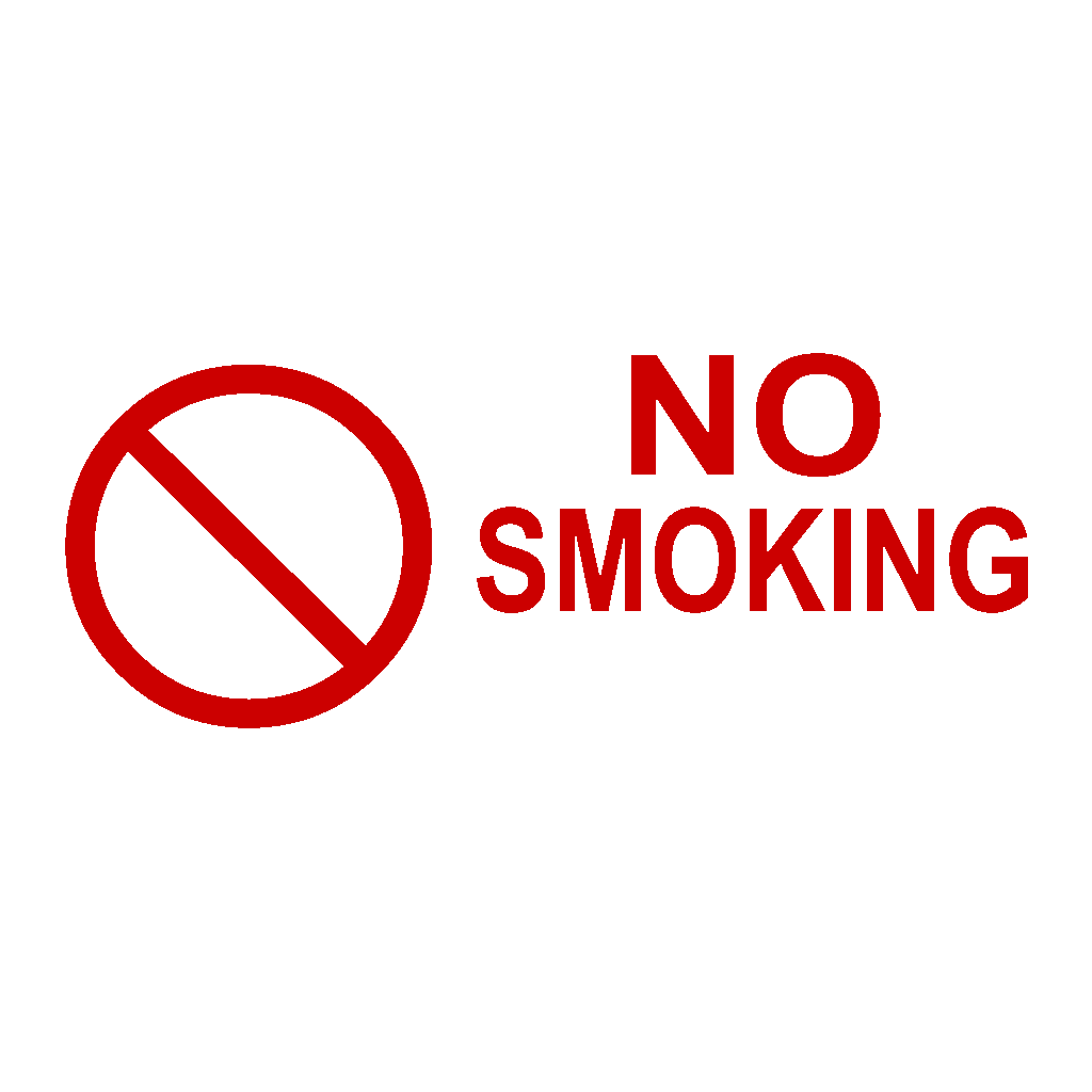 No Smoking SVG Clip arts