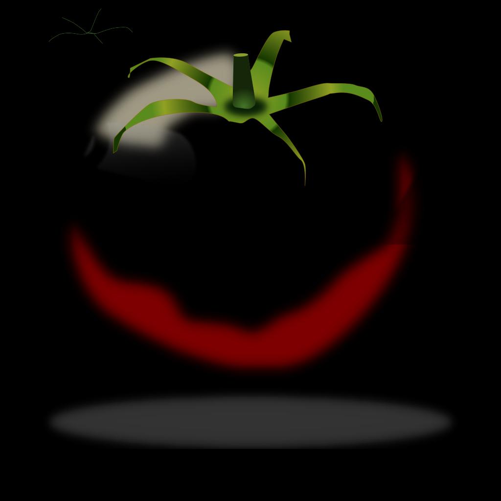 Tomato Line Art SVG Clip arts