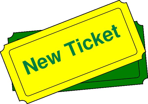 Register Ticket Button Vert2 SVG Clip arts