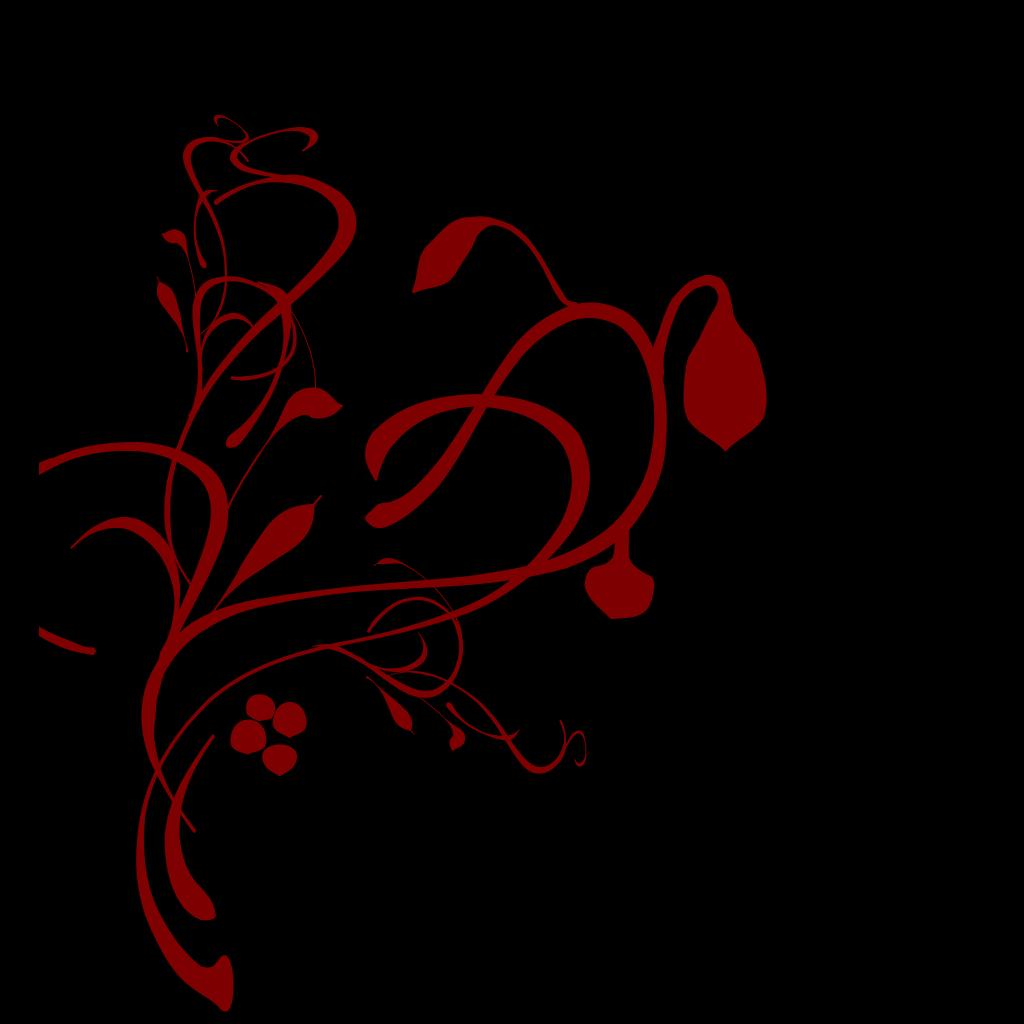 Brown Vine SVG Clip arts