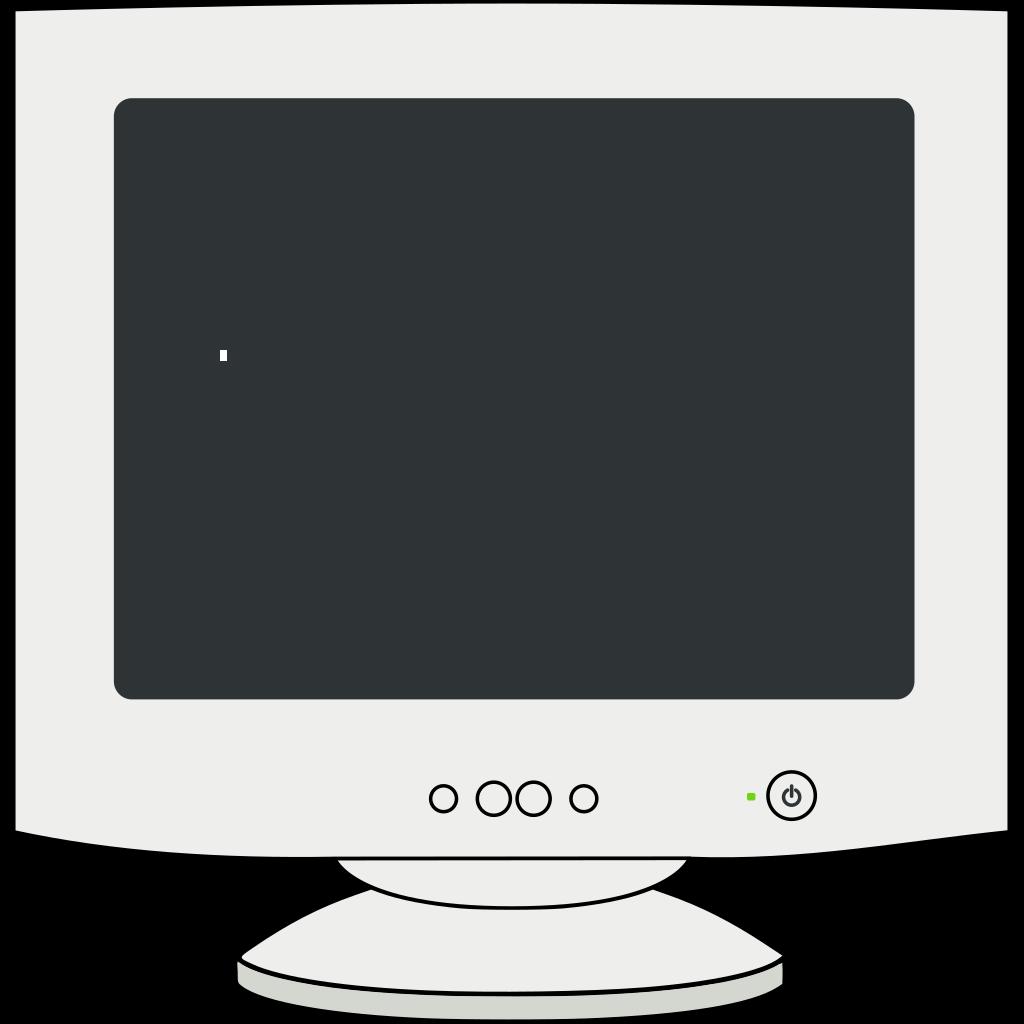 Linux Login SVG Clip arts
