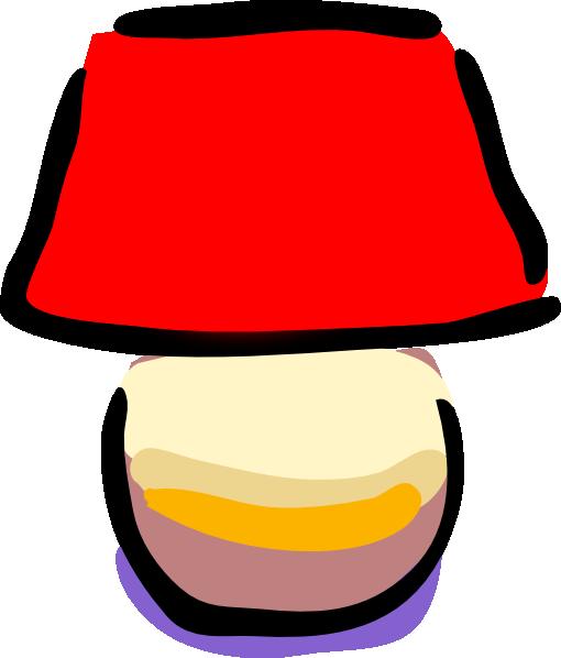 Lamp SVG Clip arts
