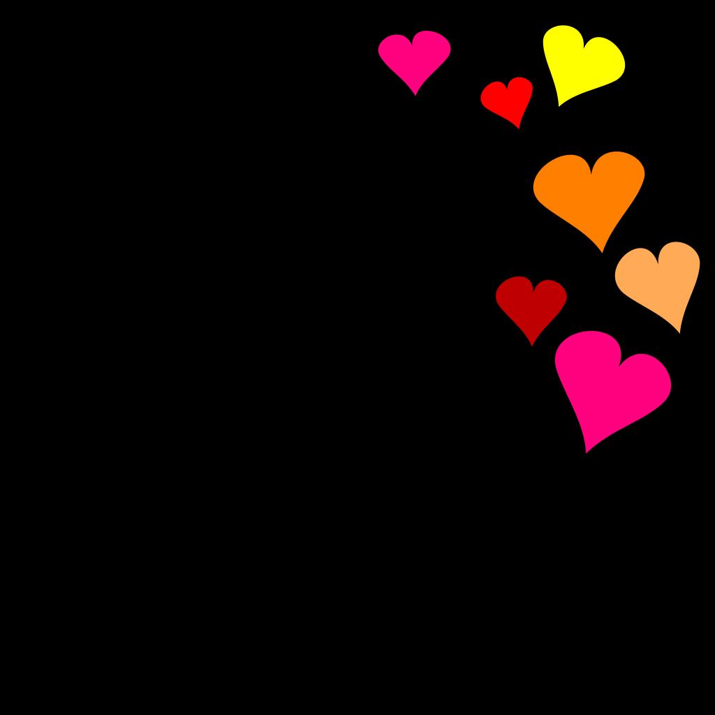 Heart 9 SVG Clip arts