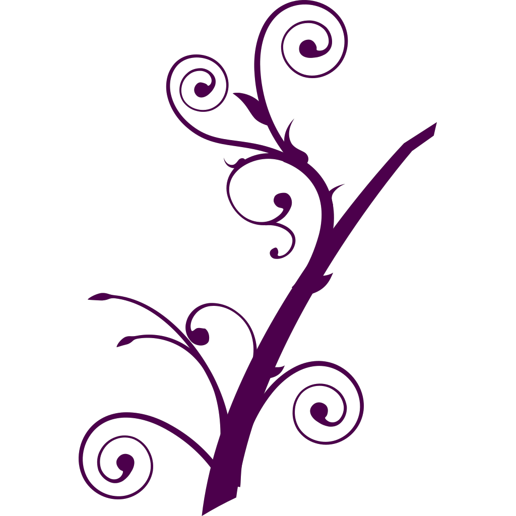 Outline Carrying A Branch SVG Clip arts