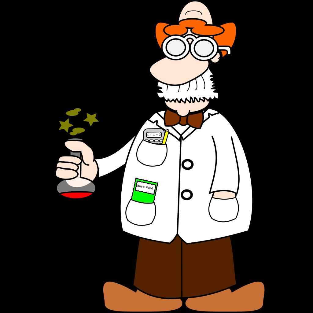 Chemistry Flask SVG Clip arts