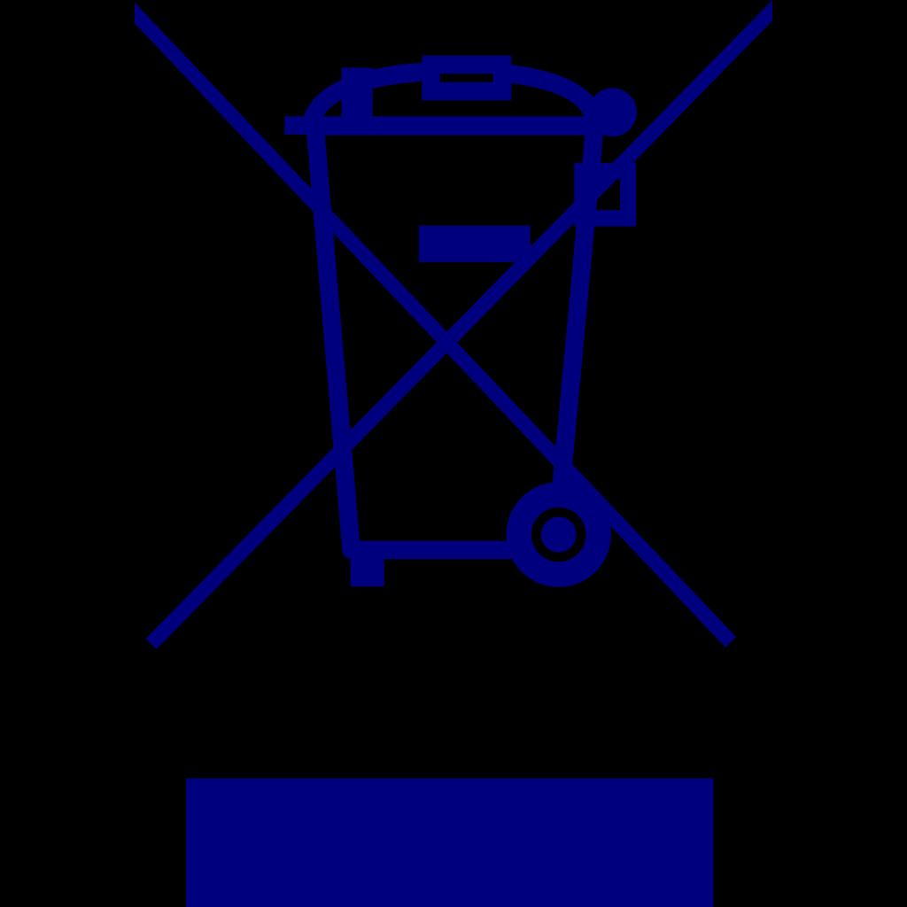 No-trash SVG Clip arts