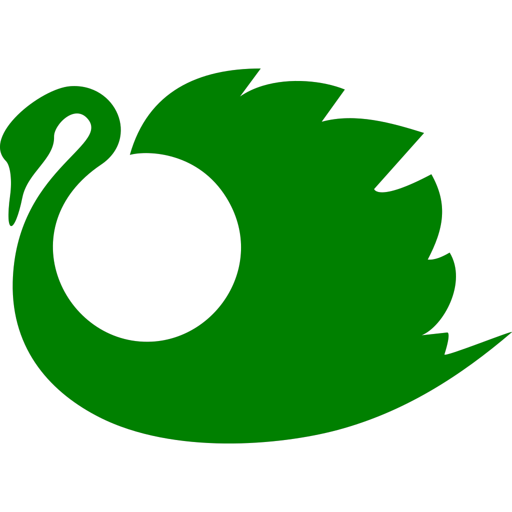 Swan 2 svg