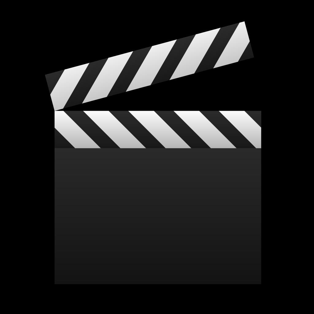 Video Clipper SVG Clip arts