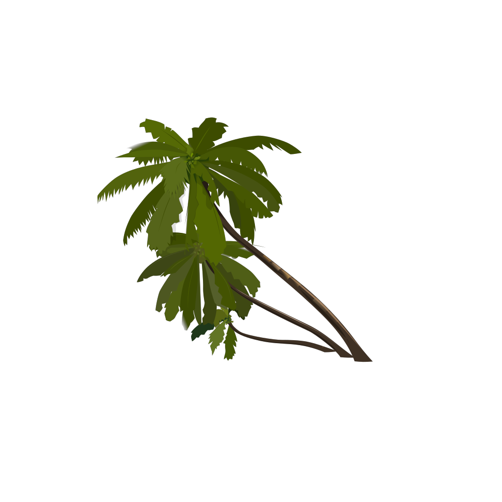 Sc Palmetto Tree SVG Clip arts