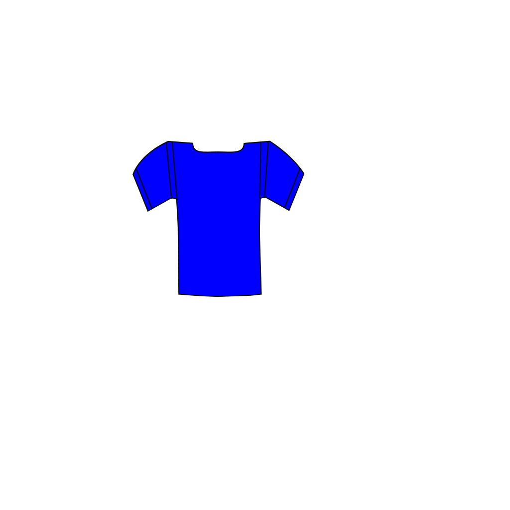Jersey Krista SVG Clip arts