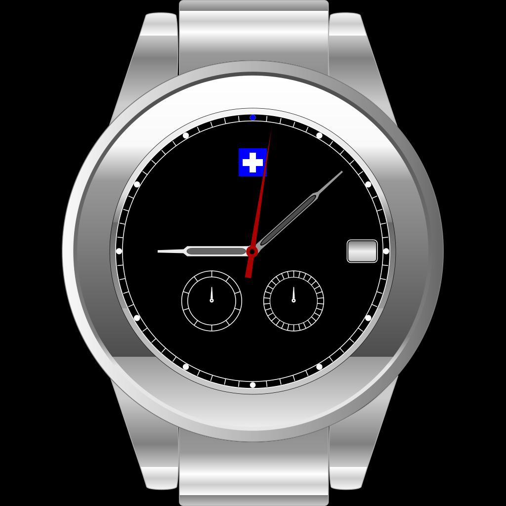 Watchnow SVG Clip arts