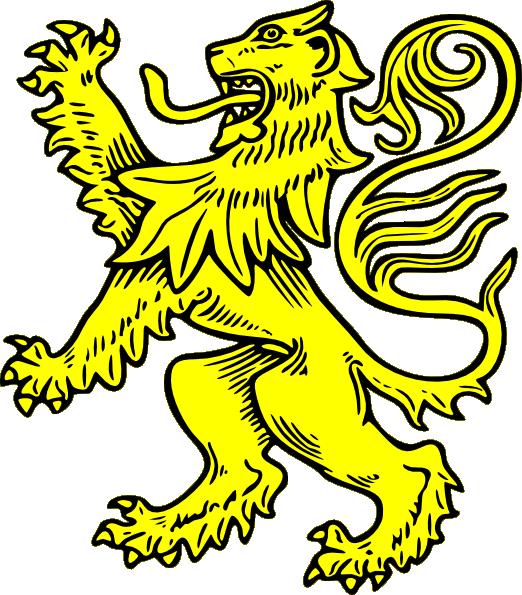 Lion 20 SVG Clip arts