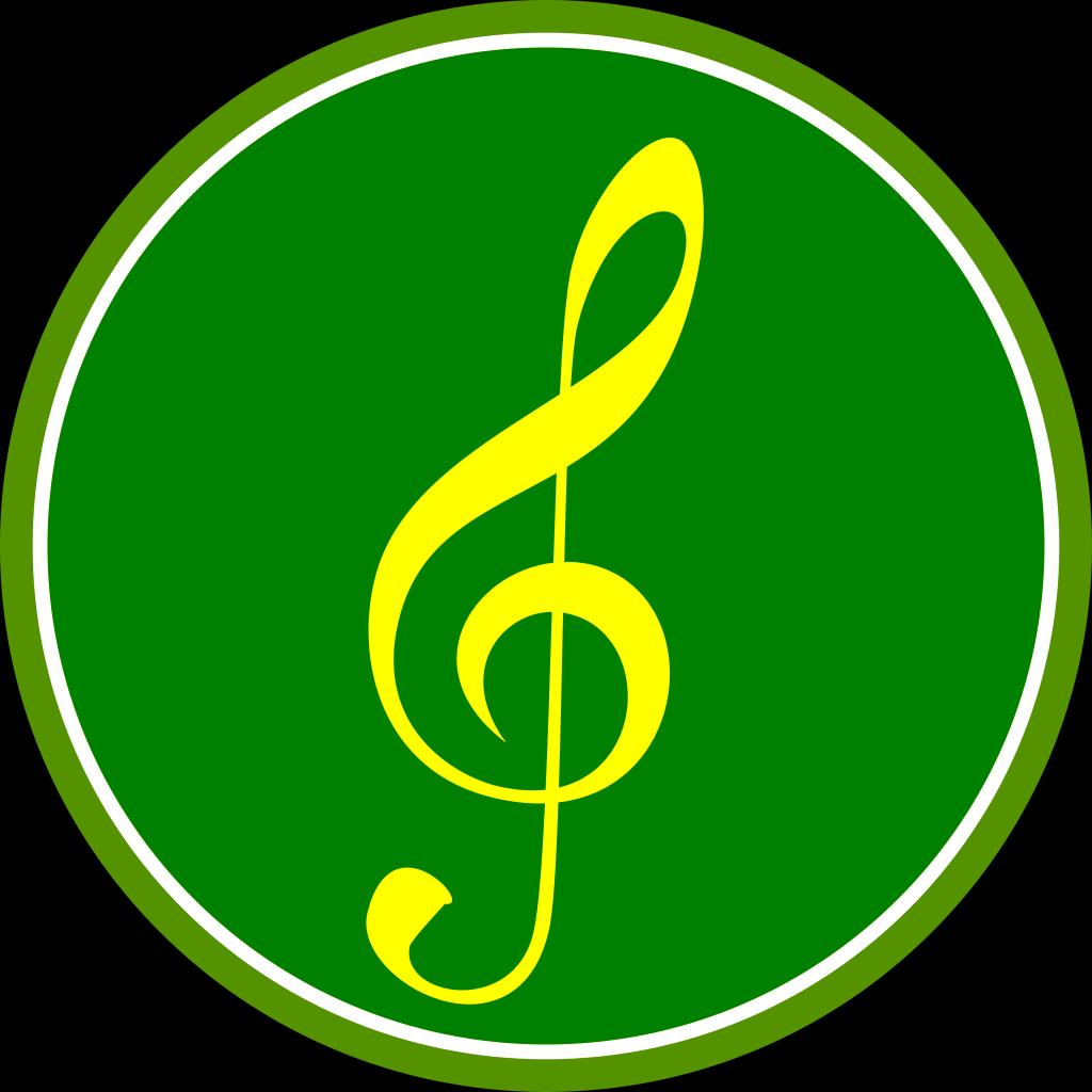 Music Icon SVG Clip arts