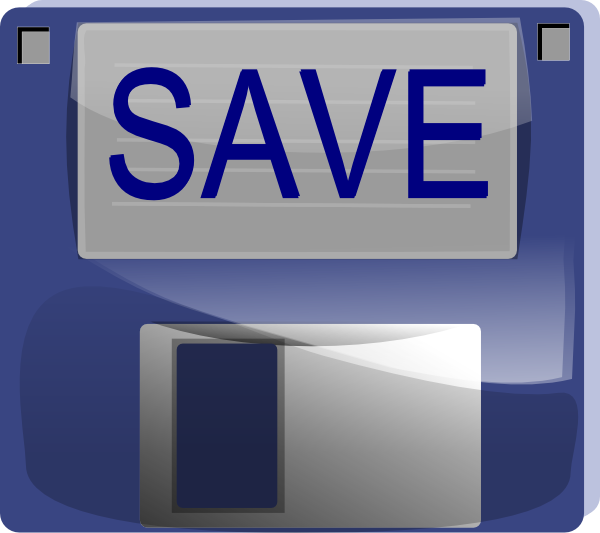Save Button Clip art - Buttons - Download vector clip art online Iphone 5c White With Black Case