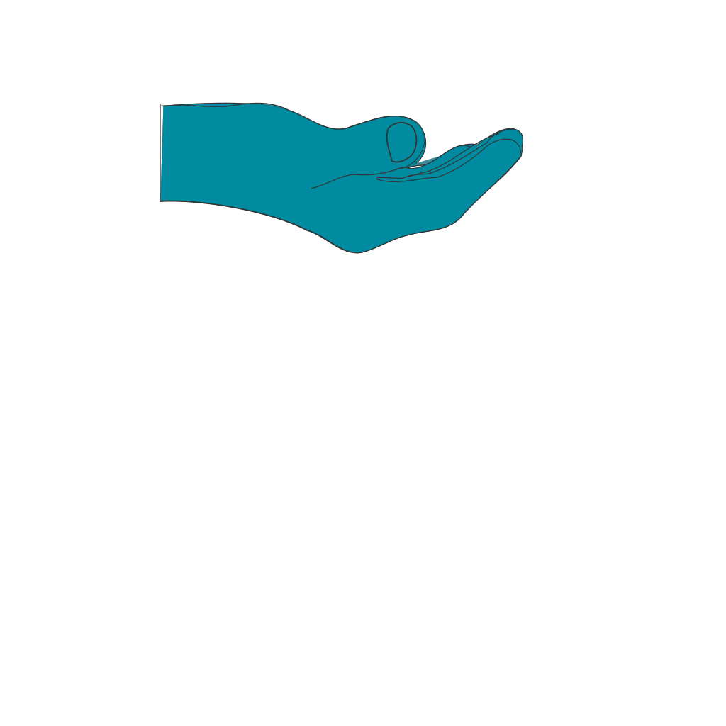 Hand SVG Clip arts