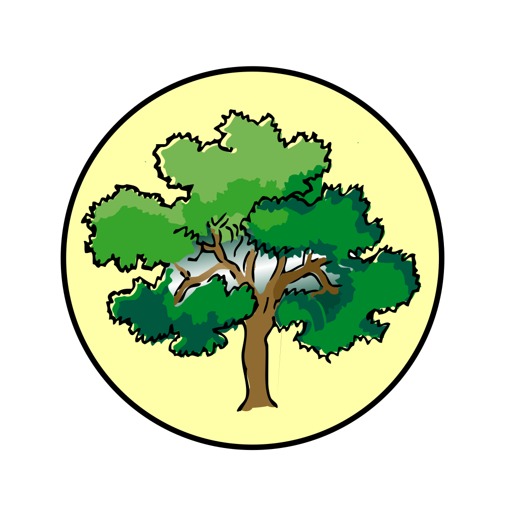 Brown Tree Branch SVG Clip arts