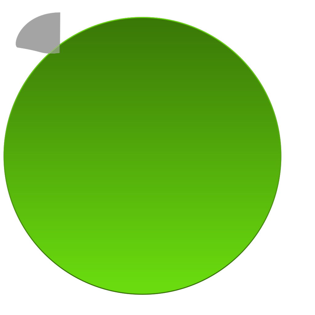 Boton Verde Claro SVG Clip arts