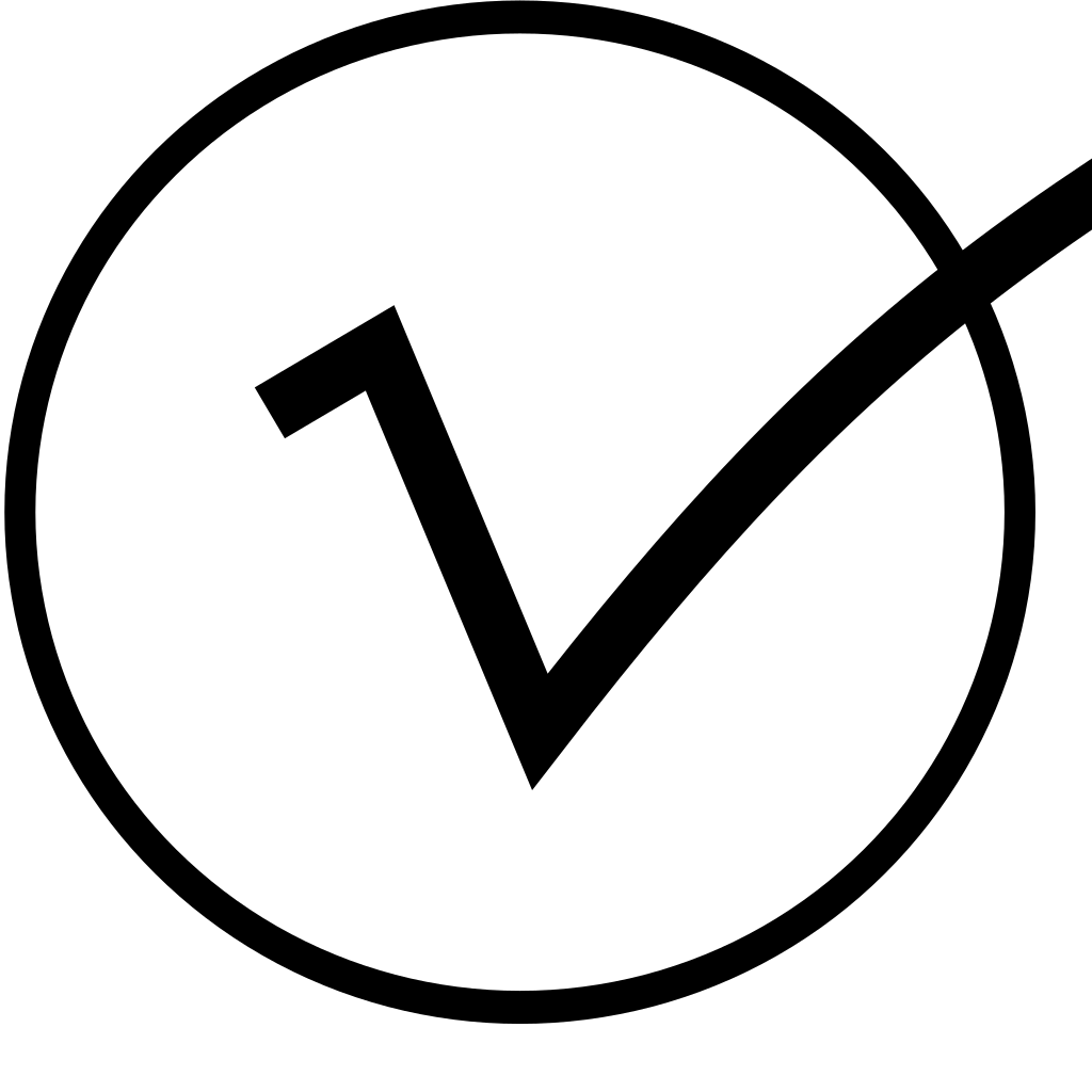 Checkmark SVG Clip arts