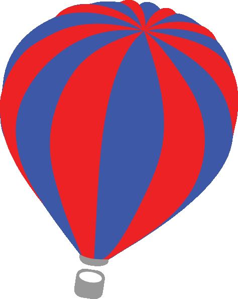 Hot Air Balloon SVG Clip arts
