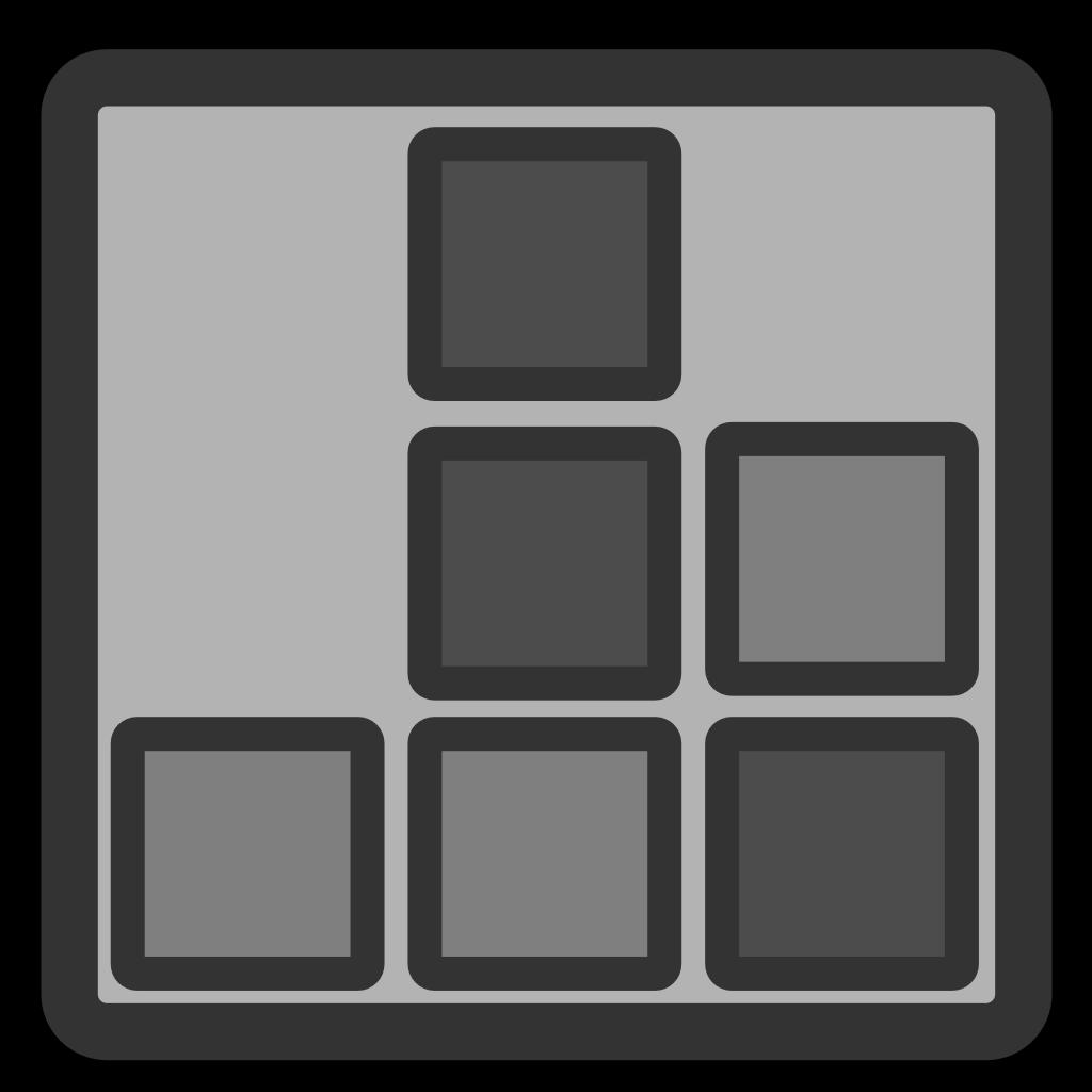 Tetris SVG Clip arts
